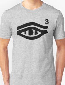 TDE Hiii Power Logo 3 Unisex T-Shirt