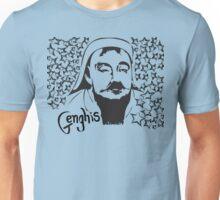 Genghis Khanival starry night Unisex T-Shirt