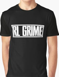 RL Grime Basic (WHITE) Graphic T-Shirt