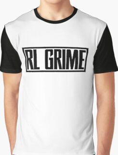 RL Grime Basic (BLACK) Graphic T-Shirt