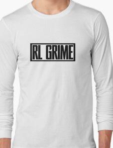 RL Grime Basic (BLACK) Long Sleeve T-Shirt