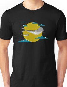whale life  Unisex T-Shirt