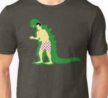 Godzilla: Man In Suit Unisex T-Shirt