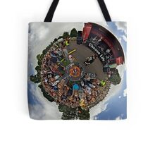 Teenage kicks - The Undertones play Brooke Park Tote Bag