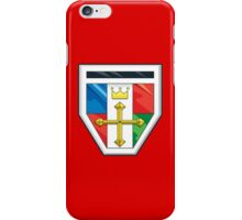 Voltron Chest Plate iPhone Case/Skin