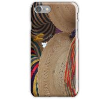 Colorful Handmade Hats iPhone Case/Skin