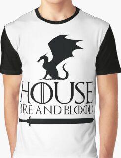 House Targaryen Graphic T-Shirt