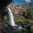 Paddy's River Falls by djzontheball