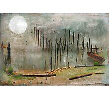 Into the Mist Photographic Print