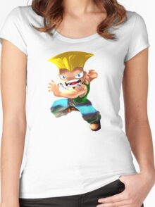 Guile Women's Fitted Scoop T-Shirt