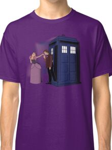 Anastasia And The Doctor  Classic T-Shirt