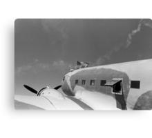Hoover Vacuum Cleaner DC-3 Canvas Print