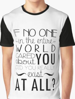 The Infernal Devices Quote Graphic T-Shirt