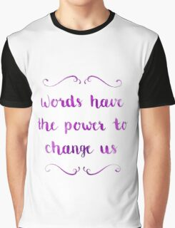 The Infernal Devices Quote 2 Graphic T-Shirt