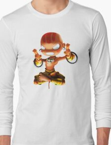 Dhalsim Long Sleeve T-Shirt