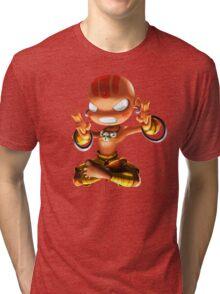 Dhalsim Tri-blend T-Shirt
