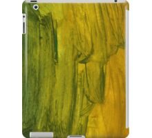 Watercolor strokes iPad Case/Skin