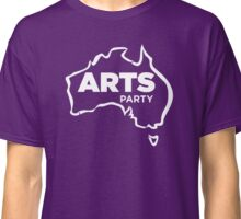 #AusVotesArts Arts Party Australia Classic T-Shirt