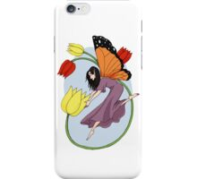 Tulip Fairy iPhone Case/Skin