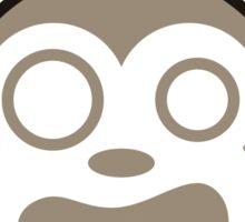 Loud Monkey  Sticker