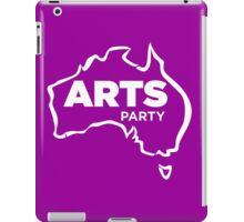 #AusVotesArts Arts Party Australia iPad Case/Skin