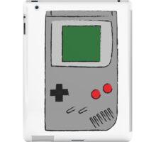 Classic Gameboy Sketch iPad Case/Skin
