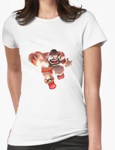 Zangief Womens Fitted T-Shirt