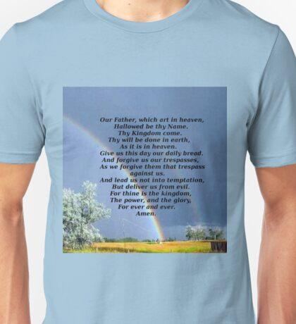 The Lords Prayer Unisex T-Shirt