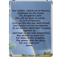 The Lords Prayer iPad Case/Skin