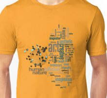 Art is Human Nature Unisex T-Shirt