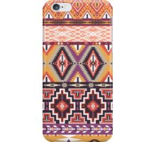 Navajo colorful  tribal pattern  iPhone Case/Skin