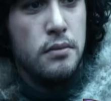 Jon Snow Sticker