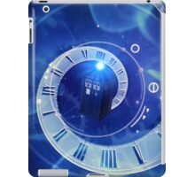 Doctor Who - 12th Doctor Titles Inspired iPad Case/Skin