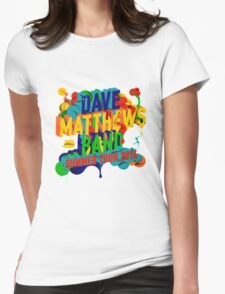 COVER DAVE MATTHEWS BAND SUMMER TOUR 2016 Womens Fitted T-Shirt