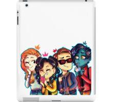 Smol Mutants iPad Case/Skin