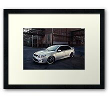 Ford Falcon XR8 Framed Print