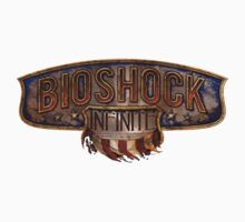 Bioshock Infinite by Cramer