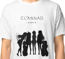 CLANNAD - Main Girls Classic T-Shirt