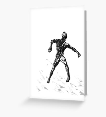 Ultraman A Greeting Card