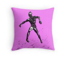 Ultraman A Throw Pillow