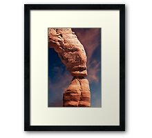 Delicate Arch 2 Framed Print
