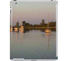 Lazy Summer Afternoon Sail iPad Case/Skin