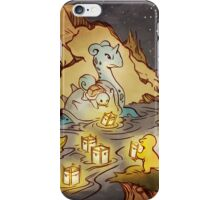 Pokemon Water and Fire Festival iPhone Case/Skin