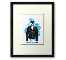 The Rider - Ghostrider Framed Print