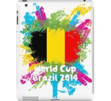World Cup Brazil 2014 - Belgium iPad Case/Skin