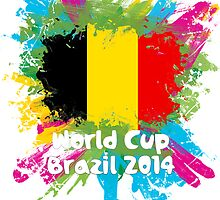 World Cup Brazil 2014 - Belgium by matys103