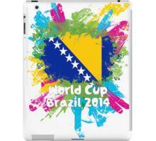 World Cup Brazil 2014 - Bosnia and Herzegovina iPad Case/Skin