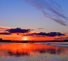 Portobello Sunset by Nik Watt