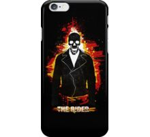 The Rider - Ghostrider iPhone Case/Skin
