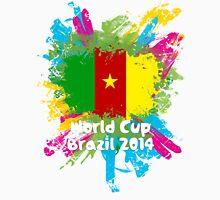 World Cup Brazil 2014 - Cameroon Unisex T-Shirt